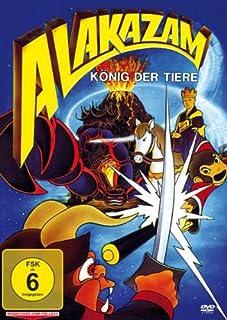 Alakazam - König der Tiere