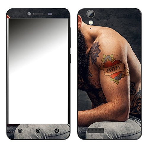 Disagu SF-108099_1008 Design Folie für Phicomm Energy 2 - Motiv Mom - Tattoo