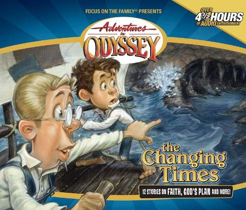 Compare Textbook Prices for Changing Times Adventures in Odyssey #22 Unabridged Edition ISBN 0023755042552 by AIO Team