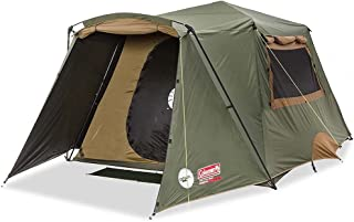Coleman Northstar Instant-Up Lighted Darkroom 6-Person Tent Green/Tan