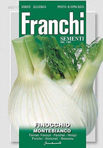 Franchi Sementi DBO62-17 Fenchel Montebianco (Fenchelsamen)