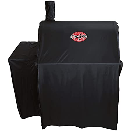 Grill Cover for Char-Griller Pro Deluxe Grills