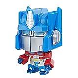 Hasbro Gaming Rubik's Crew Game: Transformers Optimus Prime Edition