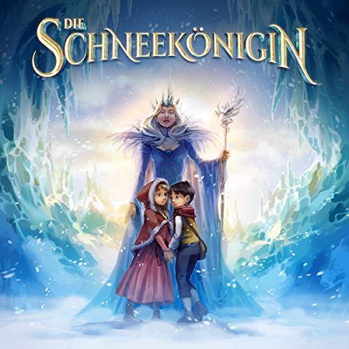 Die Schneekönigin audiobook cover art