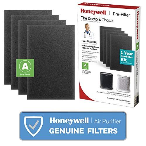 Honeywell HRF-A300 Pre Kit air purifier filter, HPA 300, Black