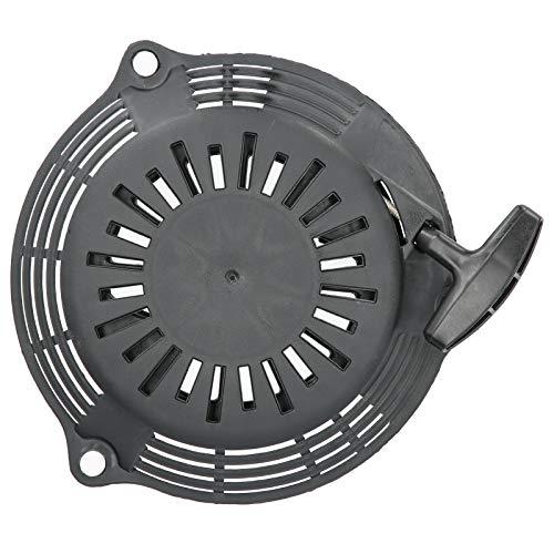 NITRIP Placa de Arranque de plástico Negro, Repuesto de arrancador de Arranque de cortacésped, práctico para jardinería doméstica
