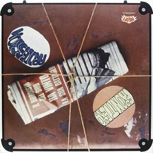 Procession: Frontiera (180 Gr. Vinyl Clear Red Gatefold Limited Edt.) [Vinyl LP] (Vinyl)
