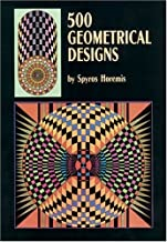 Optical and Geometrical Patterns and Designs: 500 Original Designs (Dover Pictorial Archives)