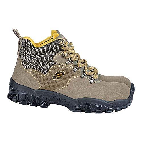 scarpe antinfortunistiche Cofra 'tevere' alte S1-P SRC tg.47