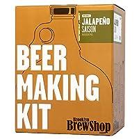 Brooklyn Brew Shop Beer Making Kit, Jalapeno Saison by Brooklyn Brew Shop