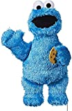Sesame Street Feed Me Cookie Monster Plush: Interactive 13 Inch Cookie Monster, Says Silly Phra…