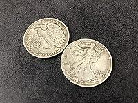 スーパーストロング・マグネットコイン・ウォーキングリバティ(マジック用の特殊なコインです。鉄などにくっつきます。・手品用品)