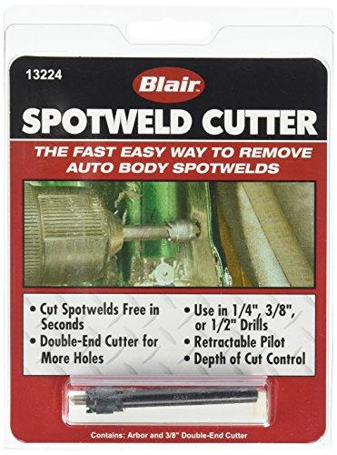 Blair 13224 3/8' Double End Spotweld Cutter