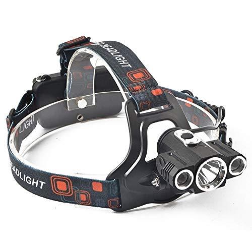 LED T6 Scheinwerfer Taschenlampe 13000 Lumen LED-Scheinwerfer 180 Grad drehbaren Doppelscheinwerfer Scheinwerfer