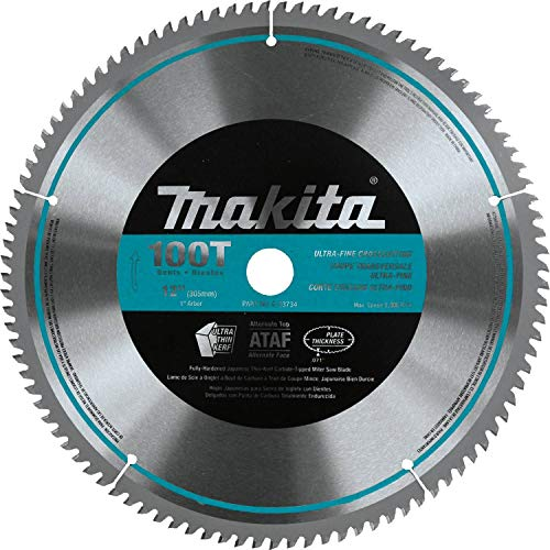 Makita Micro Polished Miter Saw Blade