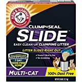 Arm & Hammer SLIDE Easy Clean-Up Litter, Multi-Cat, 28lb
