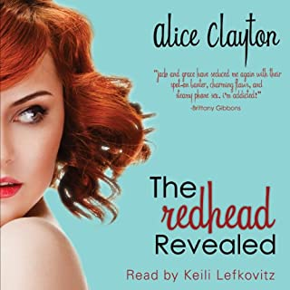 The Redhead Revealed audiobook cover art