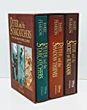 PETER AND STARCATCHERS: STARCATCHERS SERIES BOOKS 1-3: SET By Ridley Pearson