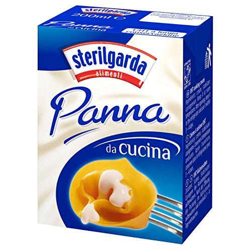Sterilgarda - Panna Da Cucina (Cooking Cream), (4)- 6.8 oz. Pkgs.