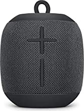 Logitech Ultimate Ears WONDERBOOM Space Black Super Portable Waterproof Bluetooth Speaker - 984-001435 (Renewed)