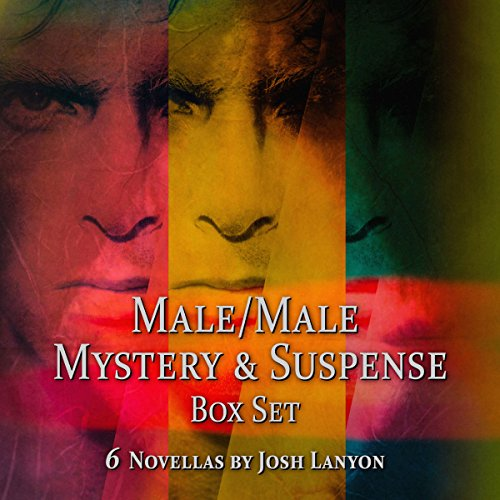 Male/Male Mystery and Suspense Box Set audiobook cover art