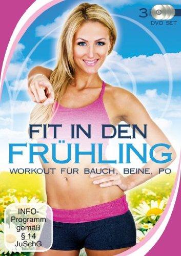 Fit in den Frühling - Workout für Bauch, Beine, Po
