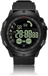 QYLJX Smart Watch Fitness Tracker, Reloj Deportivo Táctico