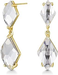 Mestige Interstellar Women's Drop & Dangle Earrings with Swarovski Crystals - PMER1018