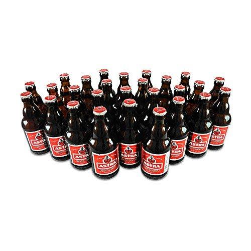 Astra Rotlicht Bier (27 Flaschen Bier à 0,33 l / 6,0 % vol.)