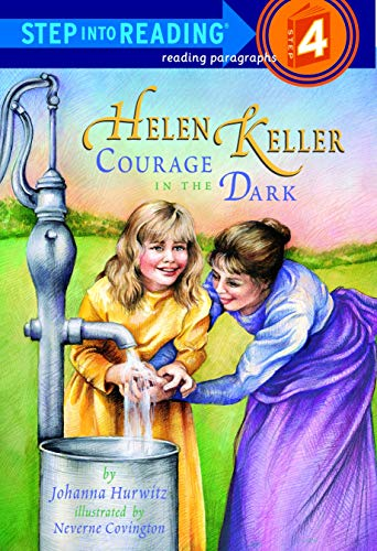 Helen Keller: Courage in the Dark (Step Into Reading - Step 4)の詳細を見る