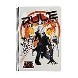 Star Wars - Bloc Folio 80 CN (SAFTA 511413066)