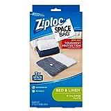 Ziploc Space, Extra Large Flat, 6 ct Storage Bag, 6 Piece