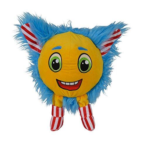 Simba 105951501ULL - Furlocks groot pluche monster, blauw