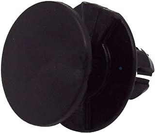 D DOLITY 10PCS Bumper Clips, Push Fender Fastener for Honda, Plastic Rivet Retainer Clips Replace OEM: 91512-sx0-003