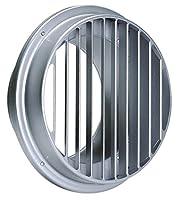 西邦工業 SEIHO ST100ABL BL・外壁用アルミ換気口(ベントキャップ) 厚型 縦ガラリ 低圧損