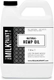 Real Milk Paint Hemp Oil - 32oz