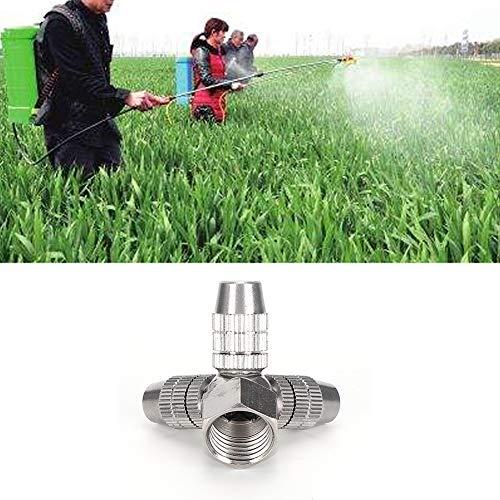 Garden Agricultural Use Wasserdüse, G1 / 4in Düsenspray mit stabiler Leistung Gartenspraykopf, Pflanzenbewässerungsblume für Wasserrasen