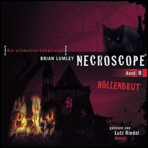Höllenbrut (Necroscope 8) Titelbild