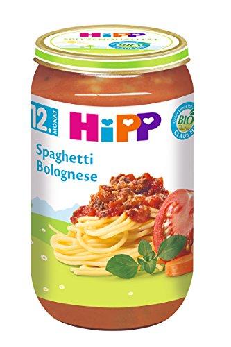 HiPP Spaghetti Bolognese, 6er Pack (6 x 250 g)