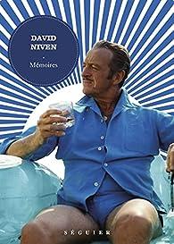 Mémoires par David Niven
