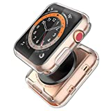 Julk Series 3 38mm Case Compatible with Apple Watch Screen Protector, Overall...