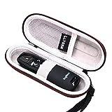 LTGEM Funda rígida EVA para presentador inalámbrico Logitech R400 / R800 Presentador inalámbrico con puntero láser