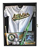 XL Large Shadow Box Display case for Military Jacket, Motorcycle Jacket, Uniform, and Sport Jersey 37' H X 28' W
