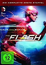 The Flash Staffel 1 auf DVD und Blue-Ray
