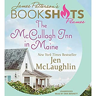 The McCullagh Inn in Maine audiobook cover art