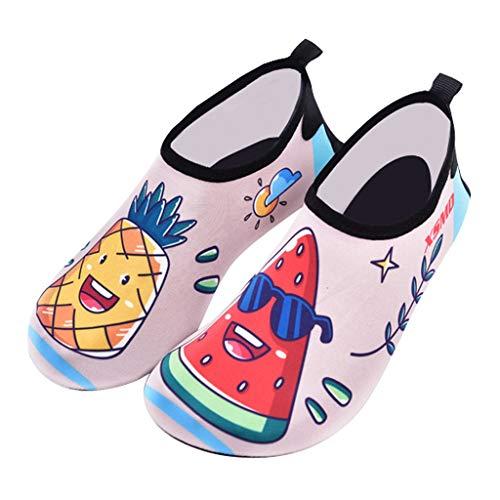 Mannen en vrouwen snorkelen Schoenen Non-slip Diving Schoenen Beach Sneakers Barefoot Soft Schoenen loopband Kinderschoenen Swimming Upstream Schoenen Mens Schoenen van het water Water schoenen for vr