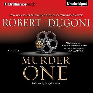 Murder One cover art