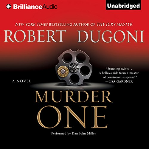 Murder One cover art