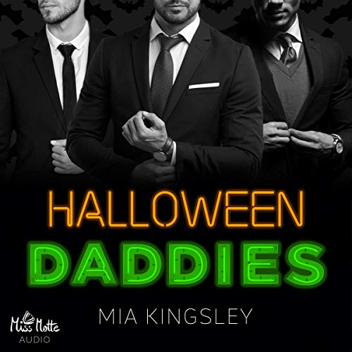 Halloween Daddies (German edition) cover art