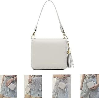 Women Mini Wallet Purse(Gray)